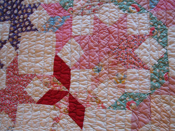 Rosa's Quilt - Stars
