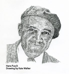 Who Speaks? Hans Pusch and Practicing the Spoken Word
