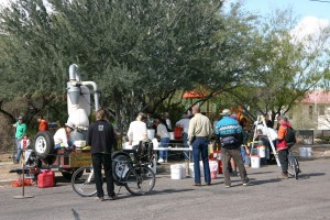 11th Annual Mesquite Milling, Pancake Brunch, & Fiesta – A Neighborhood Event